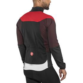 Castelli Mortirolo V Jacket Herr black/red